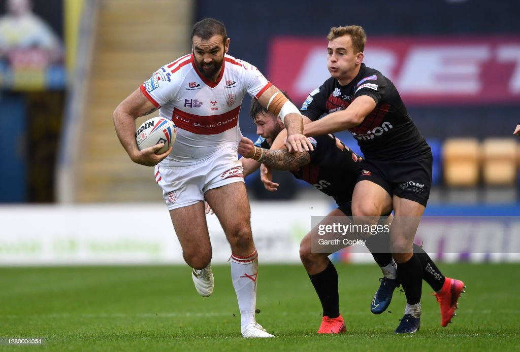 Hull Kingston Rovers v Salford Red Devils - Betfred Super League : News Photo