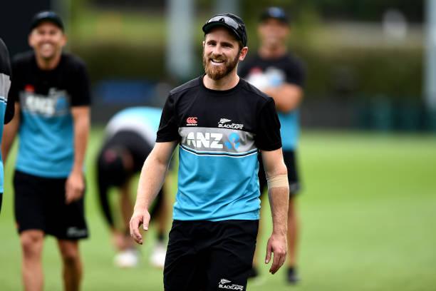 NZL: New Zealand T20 Training Session