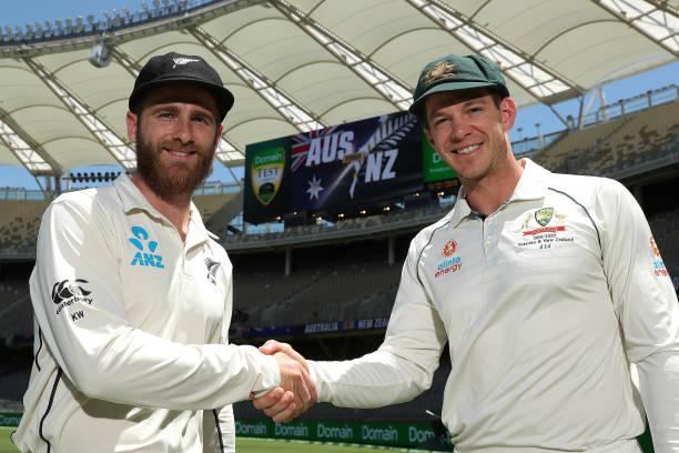 AUS: Australia v New Zealand - 1st Test: Media Opportunity