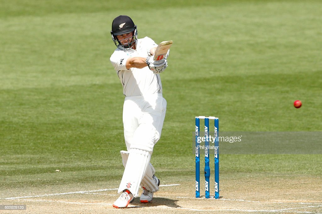 New Zealand v Sri Lanka - 2nd Test: Day 3
