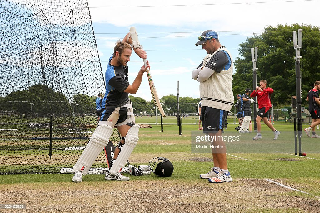 New Zealand Nets Session