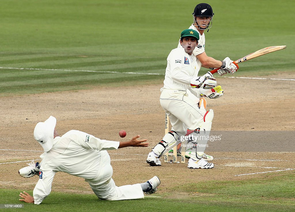 New Zealand v Pakistan - First Test: Day 1