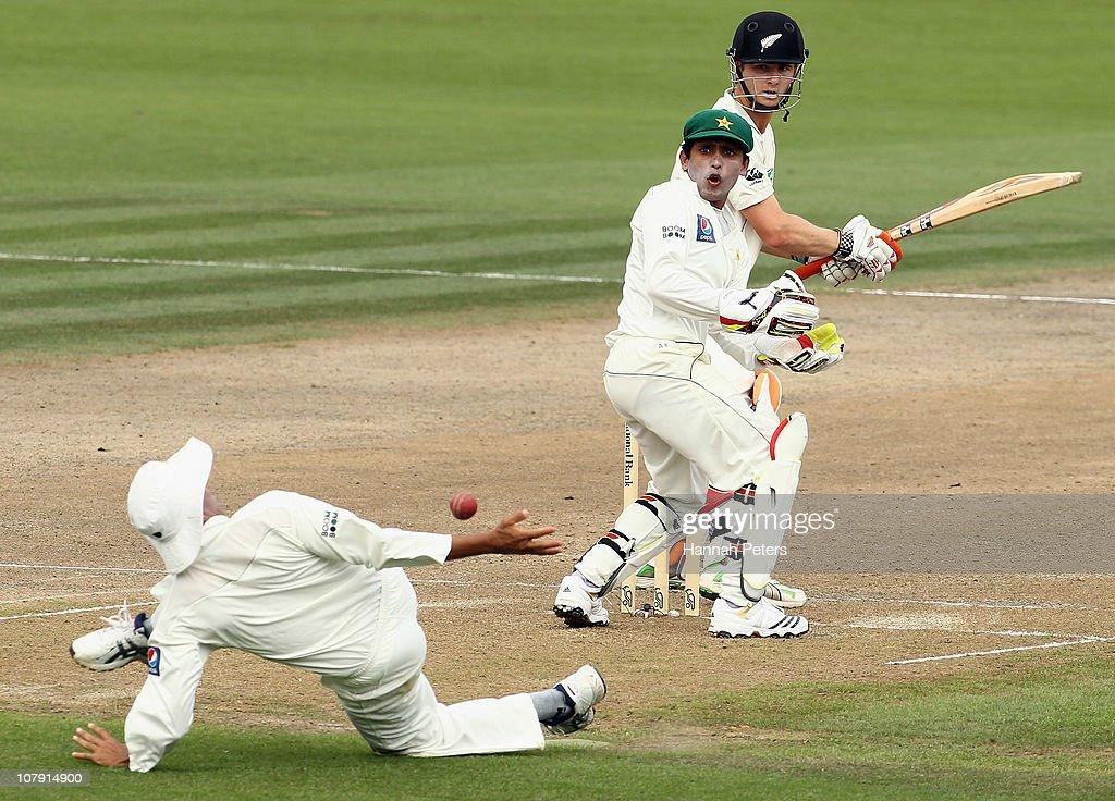 New Zealand v Pakistan - First Test: Day 1