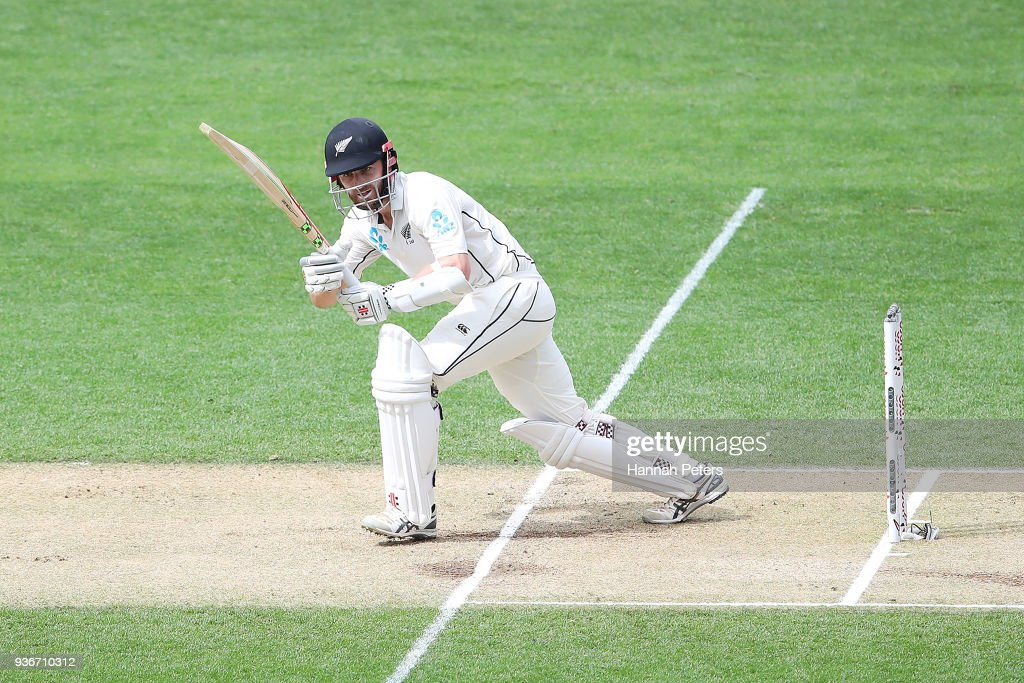 New Zealand v England - 1st Test: Day 2