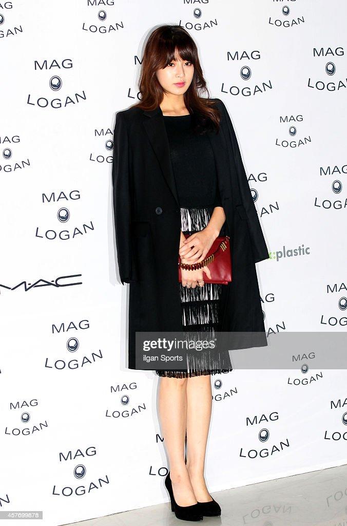 "2015 S/S Seoul Fashion Week ""Mag & Logan"" Collection : News Photo"