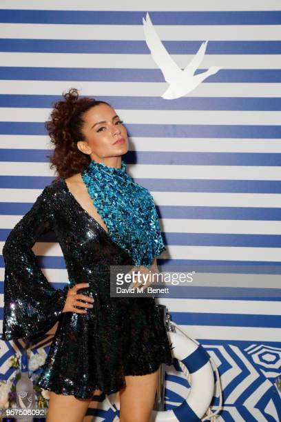 Kangana Ranaut attends the Grey Goose soiree at Nikki Beach joined together with other VIP guests in a celebration of iconic moments in film at...