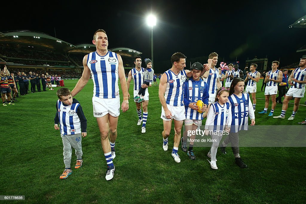 AFL First Elimination Final - Adelaide v North Melbourne