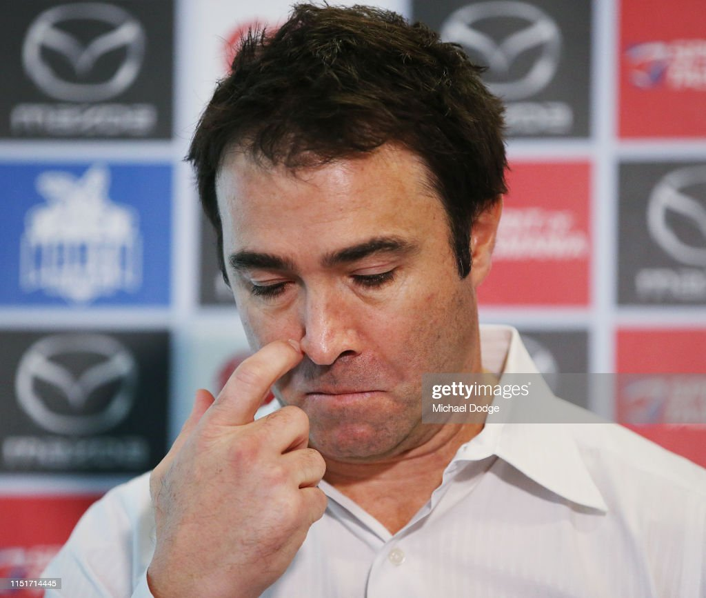 AUS: Brad Scott Press Conference