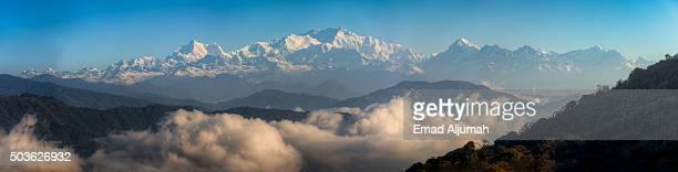 Kangchenjunga, Sandakphu Peak, West Bengal, India