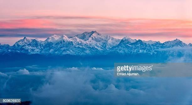 Kangchenjunga, Tiger Hill, Darjeeling, India
