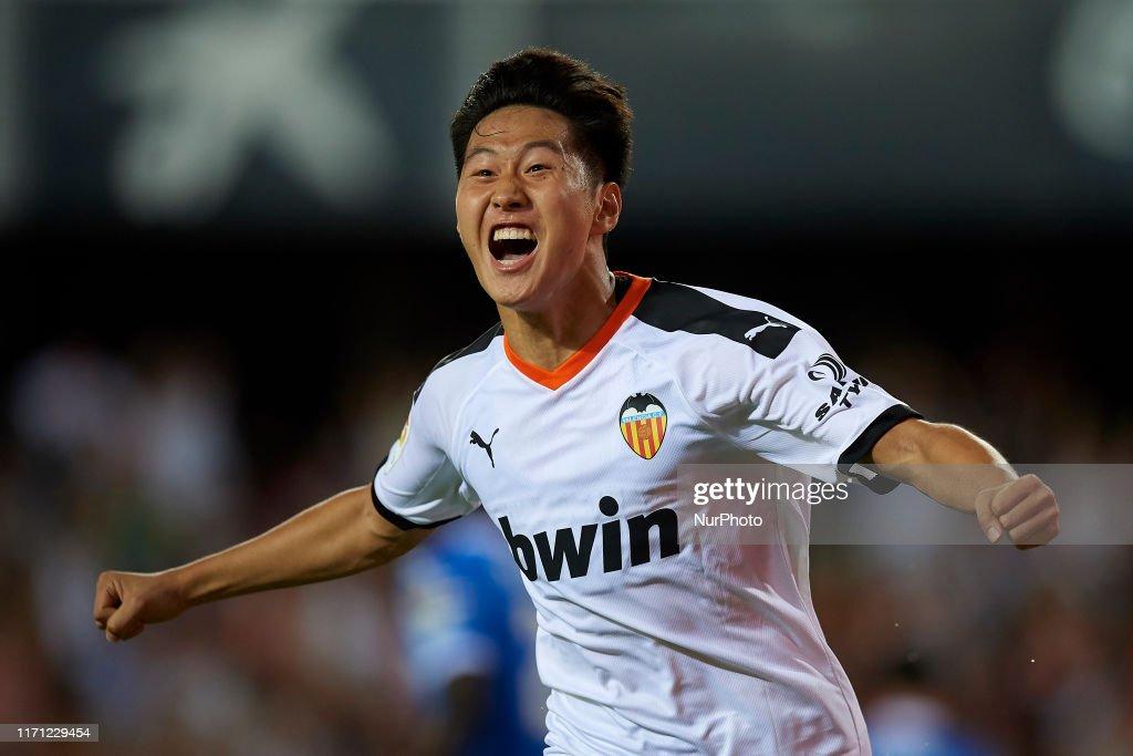 Valencia CF  v Getafe CF  - La Liga : News Photo