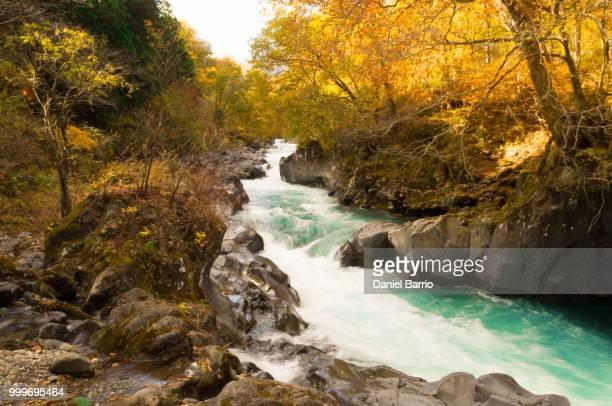 Kanmangafuchi Abyss river