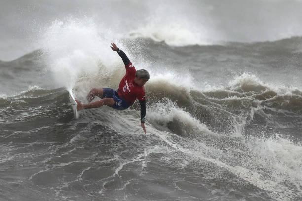 JPN: Surfing - Olympics: Day 4