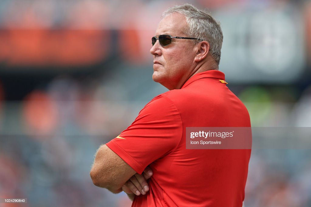 NFL: AUG 25 Preseason - Chiefs at Bears : News Photo