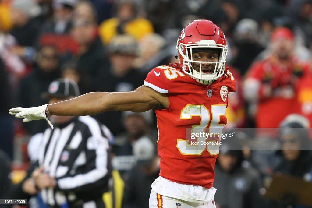 NFL: DEC 30 Raiders at Chiefs : News Photo