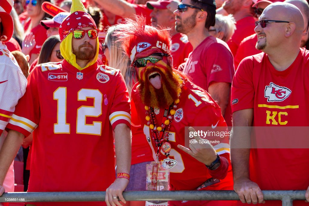NFL: SEP 23 49ers at Chiefs : News Photo