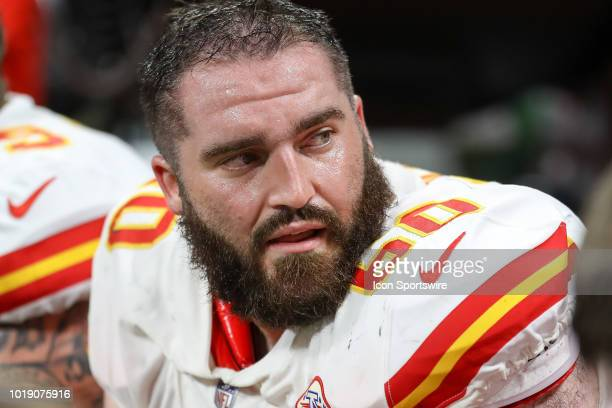 save off 644cf 90163 Kansas City Chiefs linebacker Raymond Davison on the ...