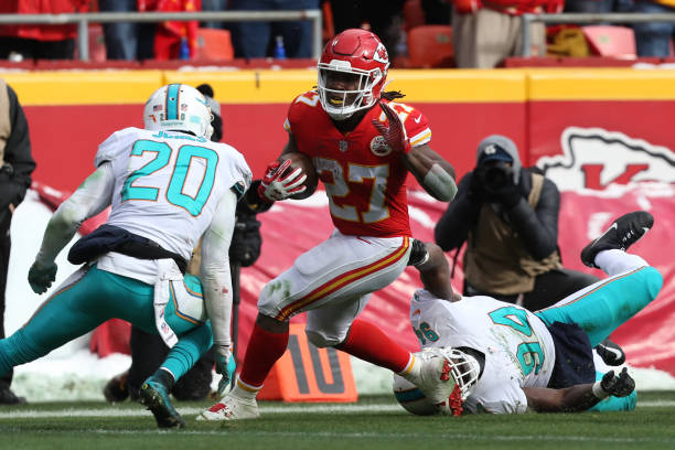 kareem hunt week 16 rookie review