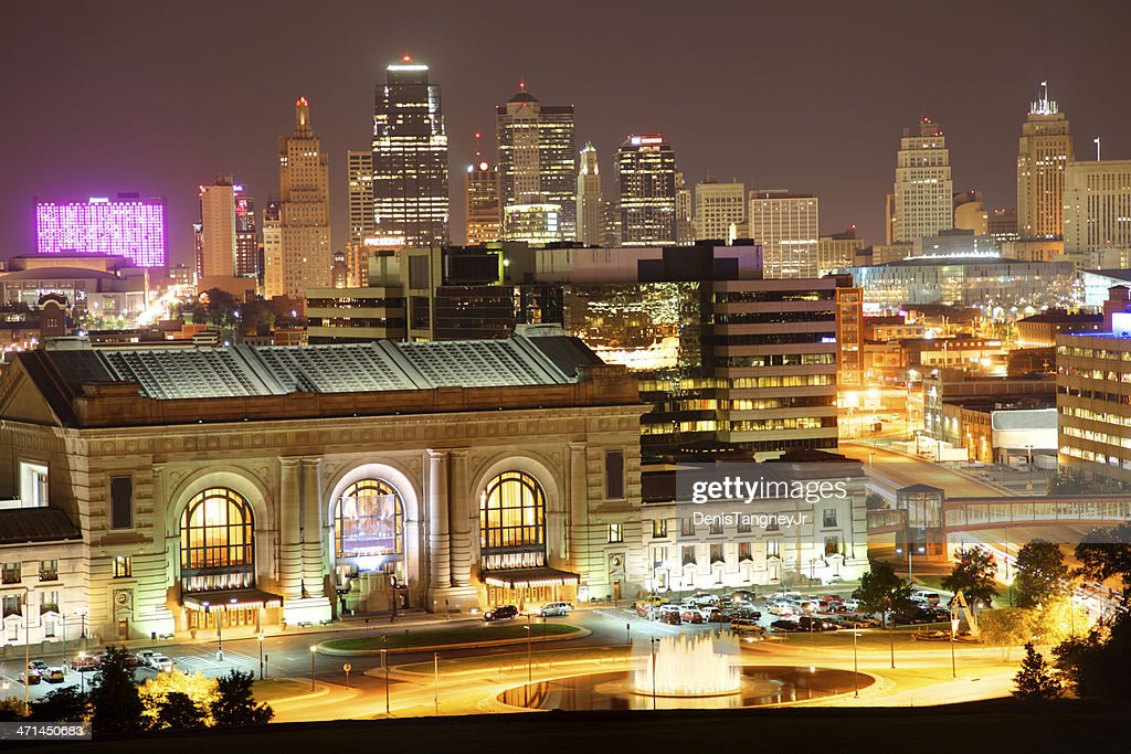 Kansas City  Missouri : Stock Photo