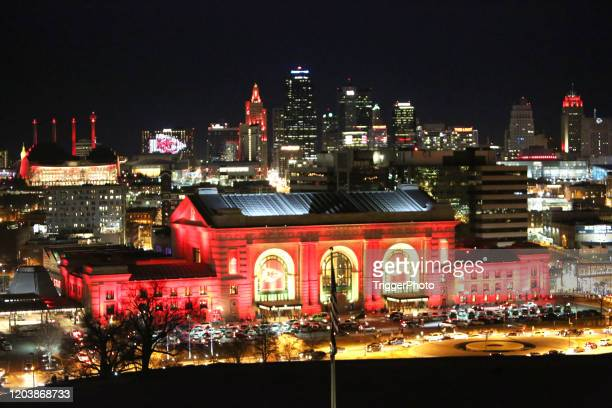 kansas city - performing arts center stock pictures, royalty-free photos & images