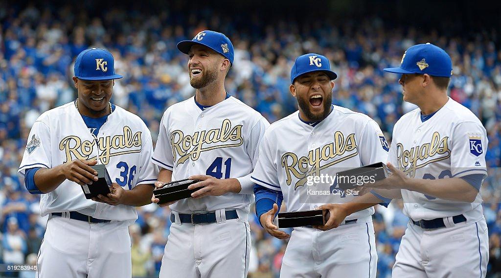 New York Mets at Kansas City Royals : News Photo