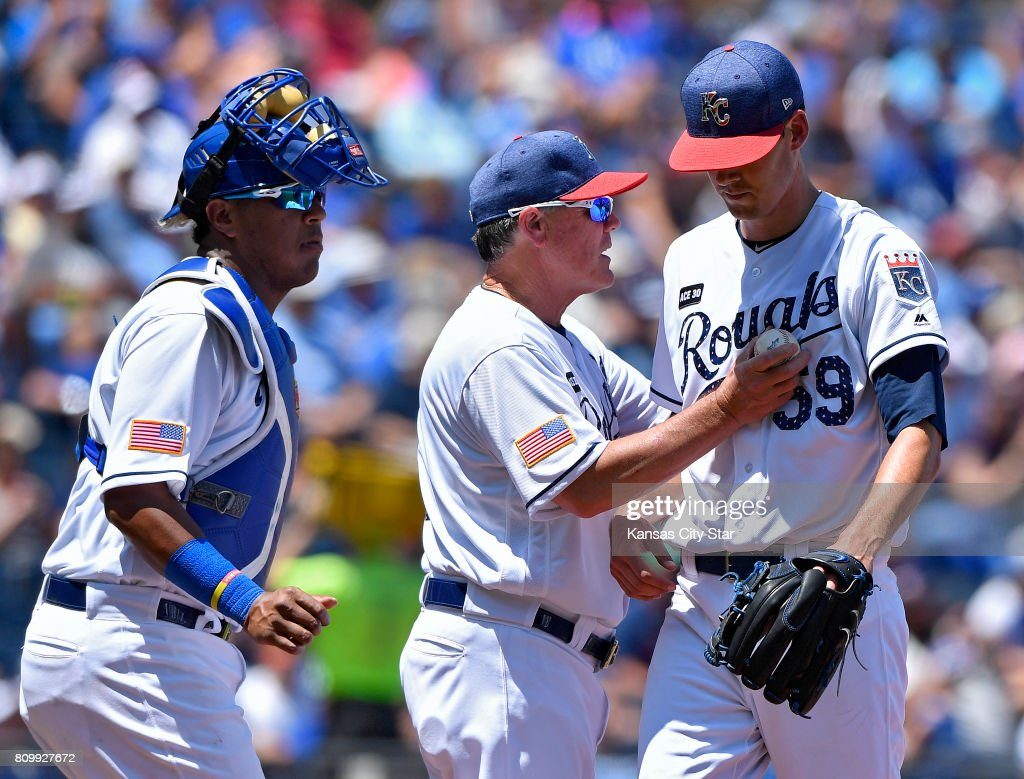 Royalsâ manager Ned Yost: âWhy would we even think about selling?â : Fotografía de noticias