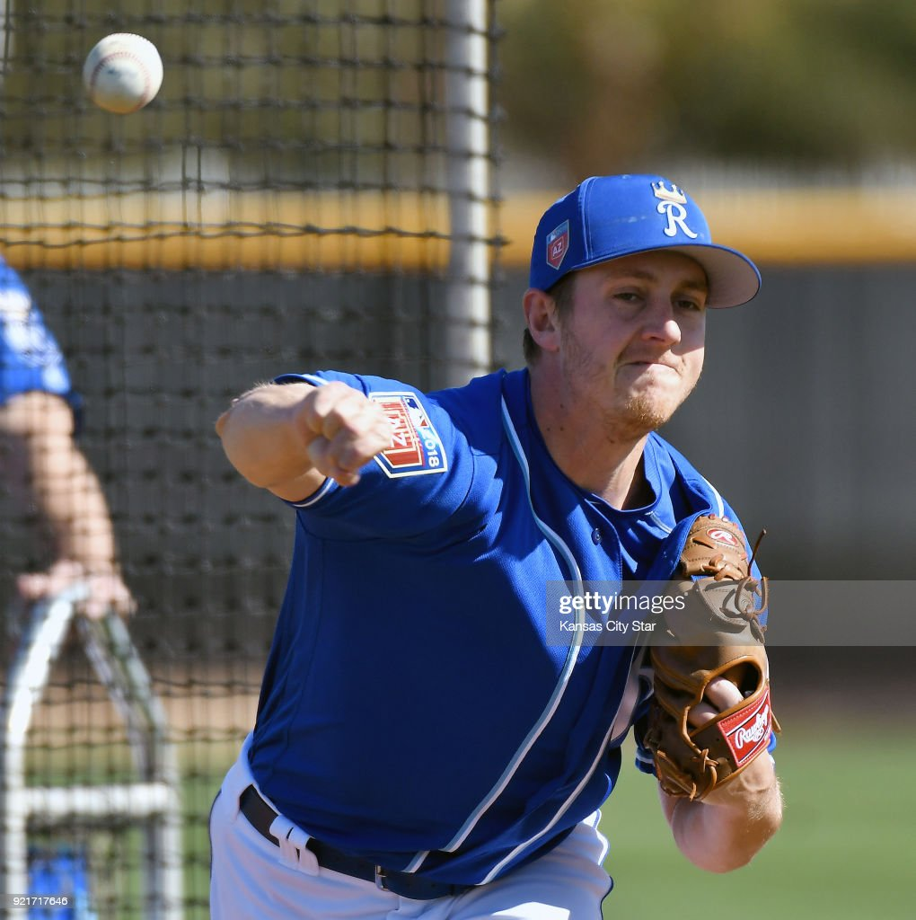 Kansas City Royals spring training : News Photo