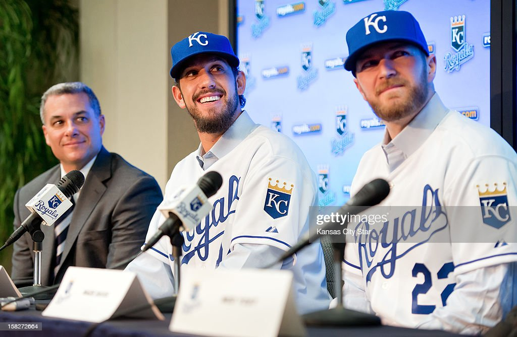 James Shields and Wade Davis