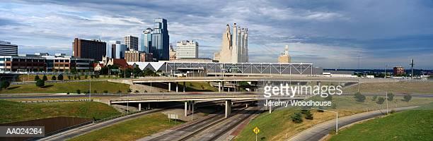 Kansas City Skyline, Missouri