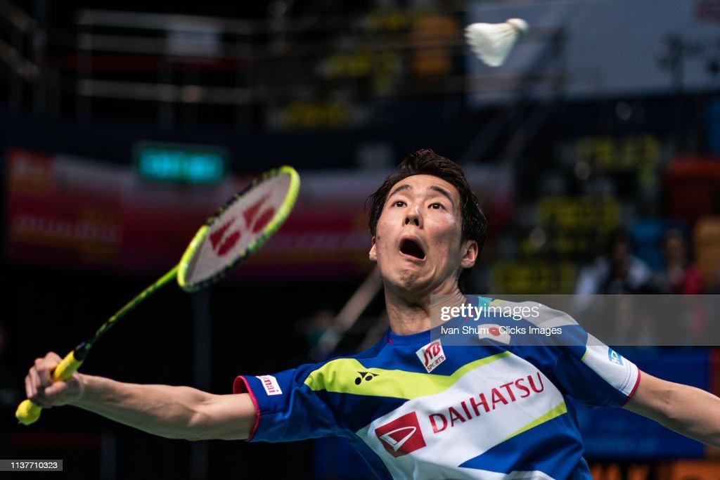 HKG: Badminton Asia Mixed Team Championships 2019 Tong Yun Kai Cup - Semi Finals