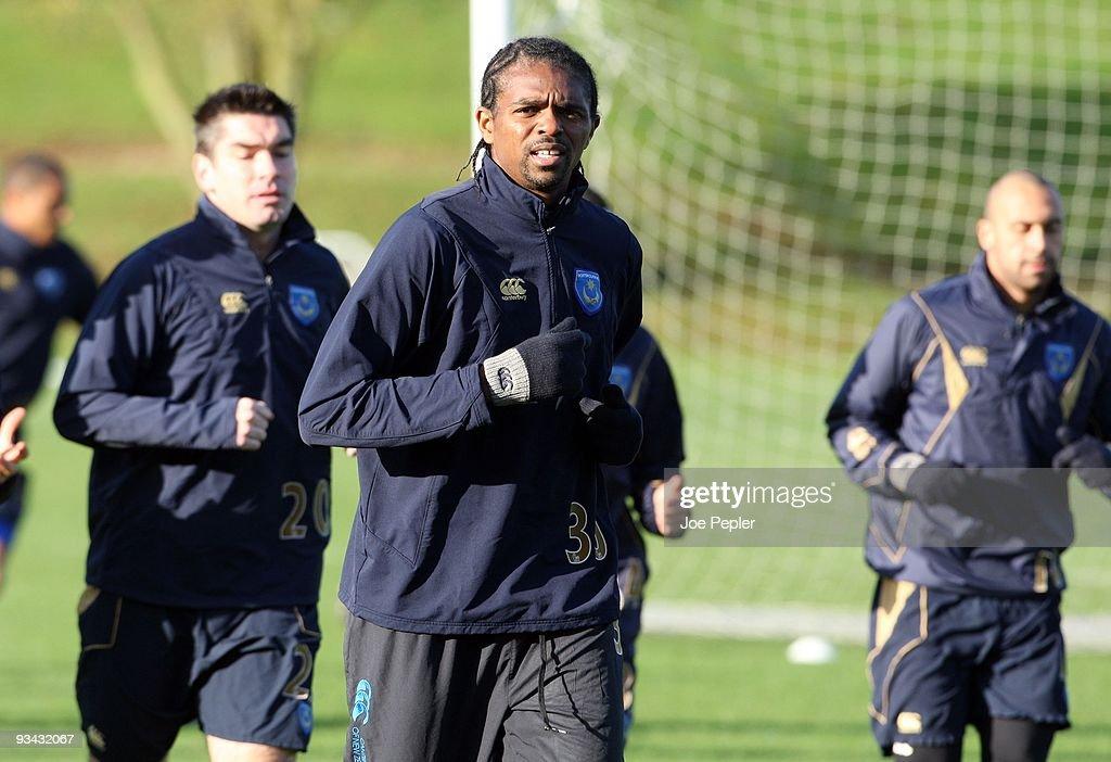 Portsmouth Training Session