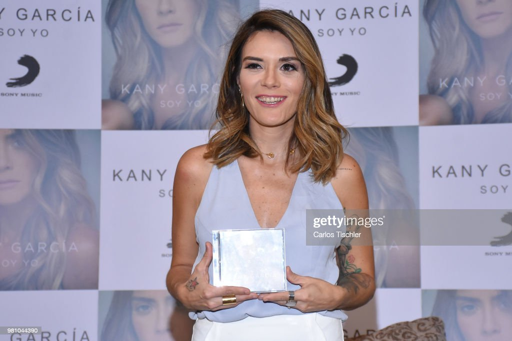 "Kany Garcia Launches Her New Album ""Soy Yo"""
