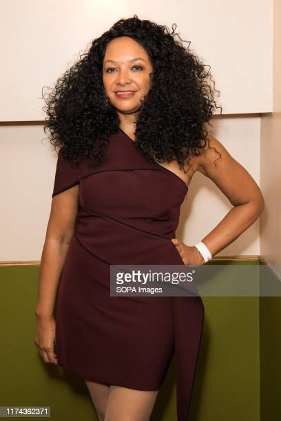 Kanya King attends The Black Magic Awards 2019 'Women's Edition' held at The Criterion Theatre Piccadilly Circus in London