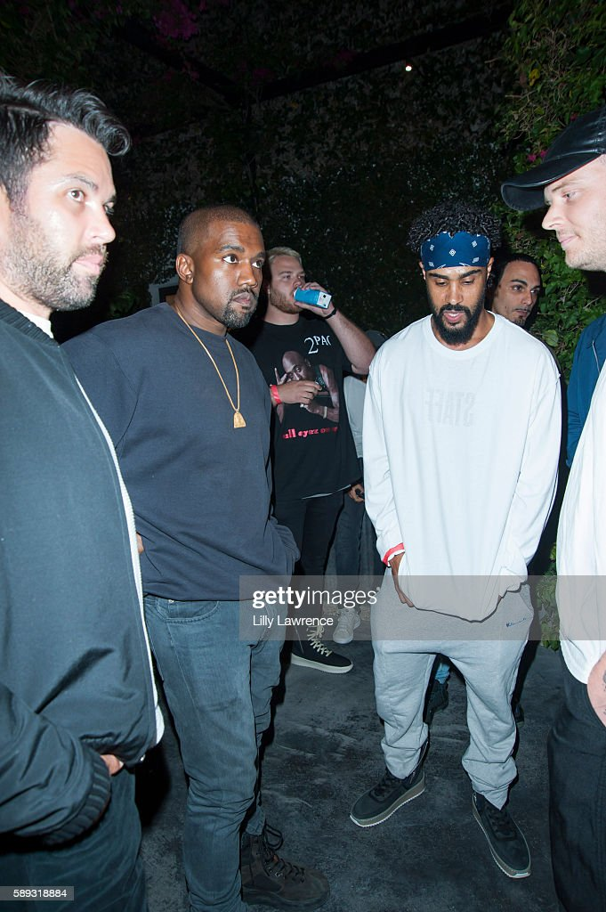 "Travis Scott Music Video Premiere Party For ""Pick Up The Phone 90210"" : News Photo"