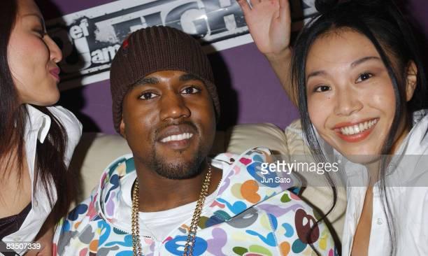 Kanye West and EA Games models