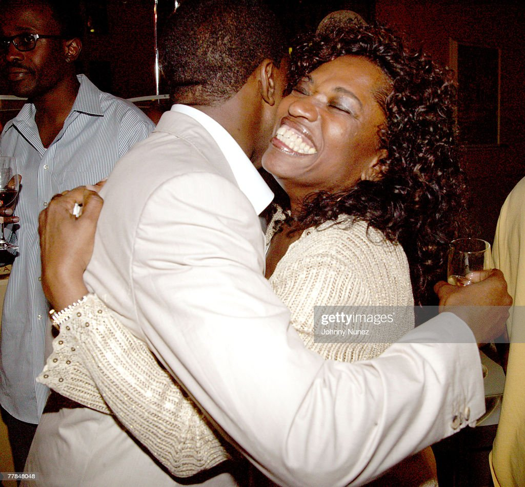 Kanye West and His Mom Donda West News Photo - Getty Images