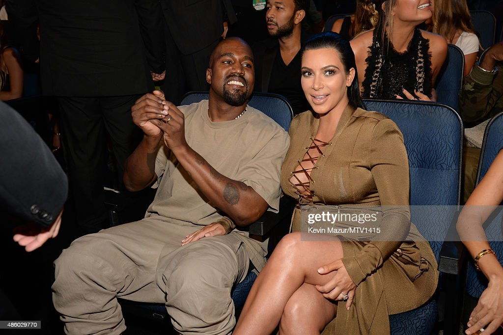 2015 MTV Video Music Awards - Backstage : News Photo