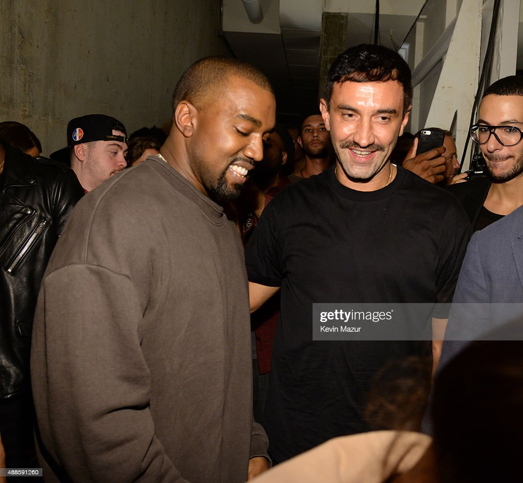 Kanye West Yeezy Season 2 - Backstage : News Photo