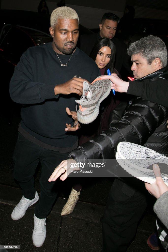 Celebrity Sightings in New York City - February 15, 2017 : News Photo