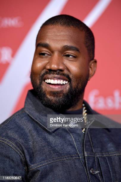 Kanye West attends the 2019 FGI Night Of Stars Gala at Cipriani Wall Street on October 24, 2019 in New York City.