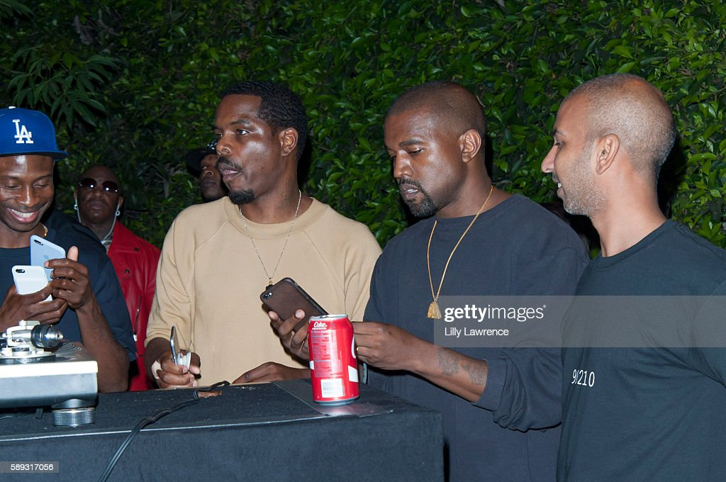"""Travis Scott Music Video Premiere Party For """"Pick Up The Phone 90210"""" : News Photo"""