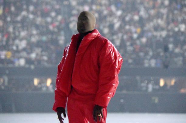 "GA: ""DONDA By Kanye West"" Listening Event At Mercedes Benz Stadium In Atlanta, GA"