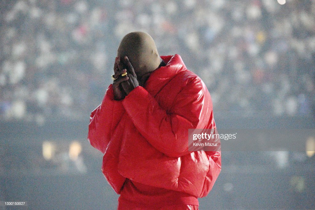 """DONDA By Kanye West"" Listening Event At Mercedes Benz Stadium In Atlanta, GA : News Photo"