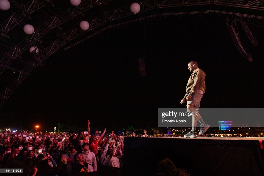 2019 Coachella Valley Music And Arts Festival - Weekend 2 - Day 2 : News Photo