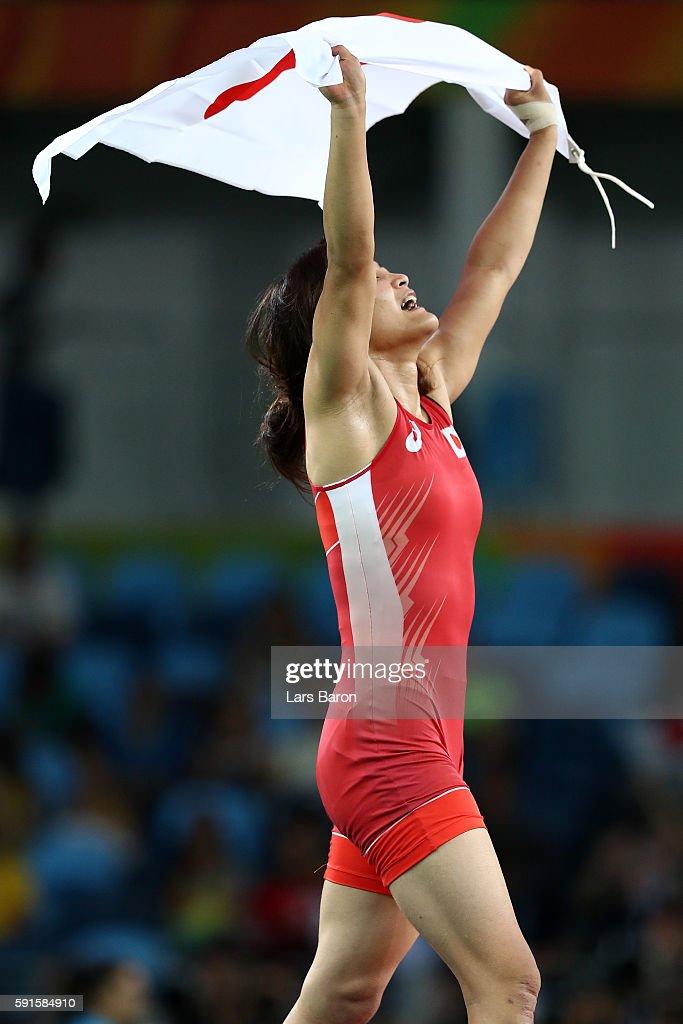 Wrestling - Olympics: Day 12