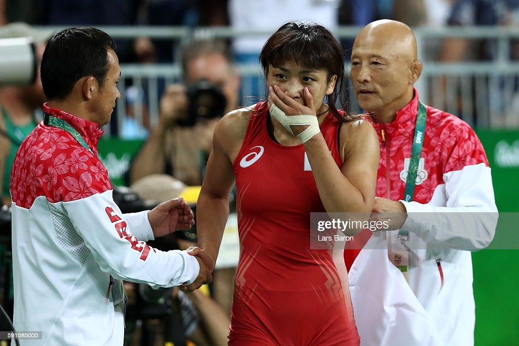 Wrestling - Olympics: Day 12 : News Photo