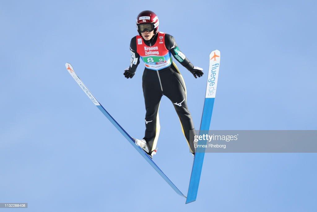 FIS Nordic World Ski Championships - Women's Ski Jumping Competition : Fotografía de noticias