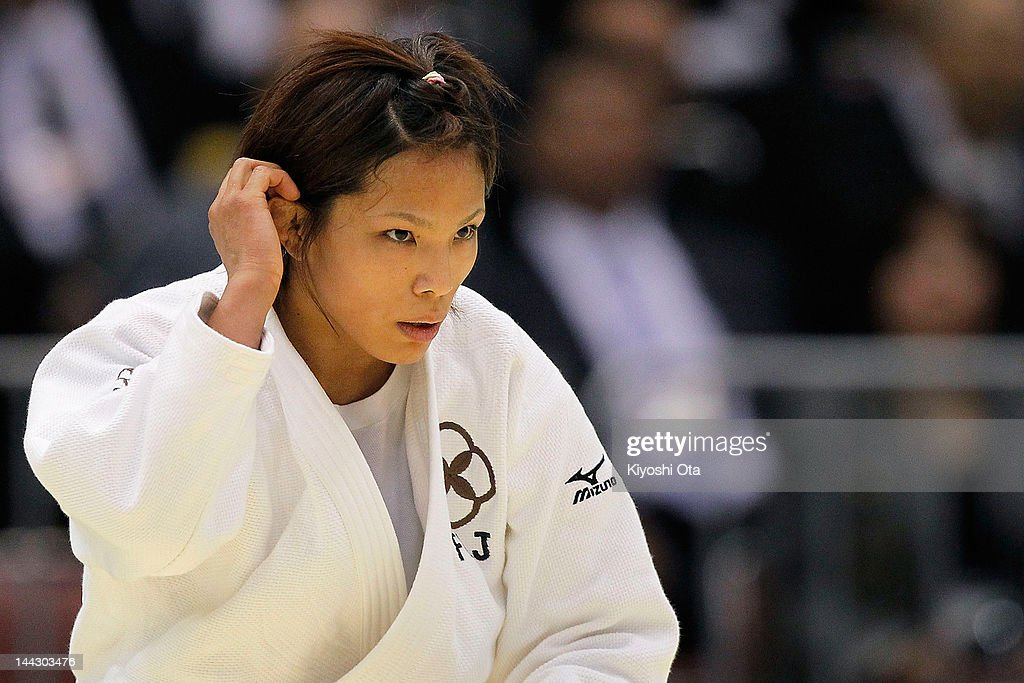 All Japan Judo Championships By Weight Category 2012 - Day 2 : News Photo