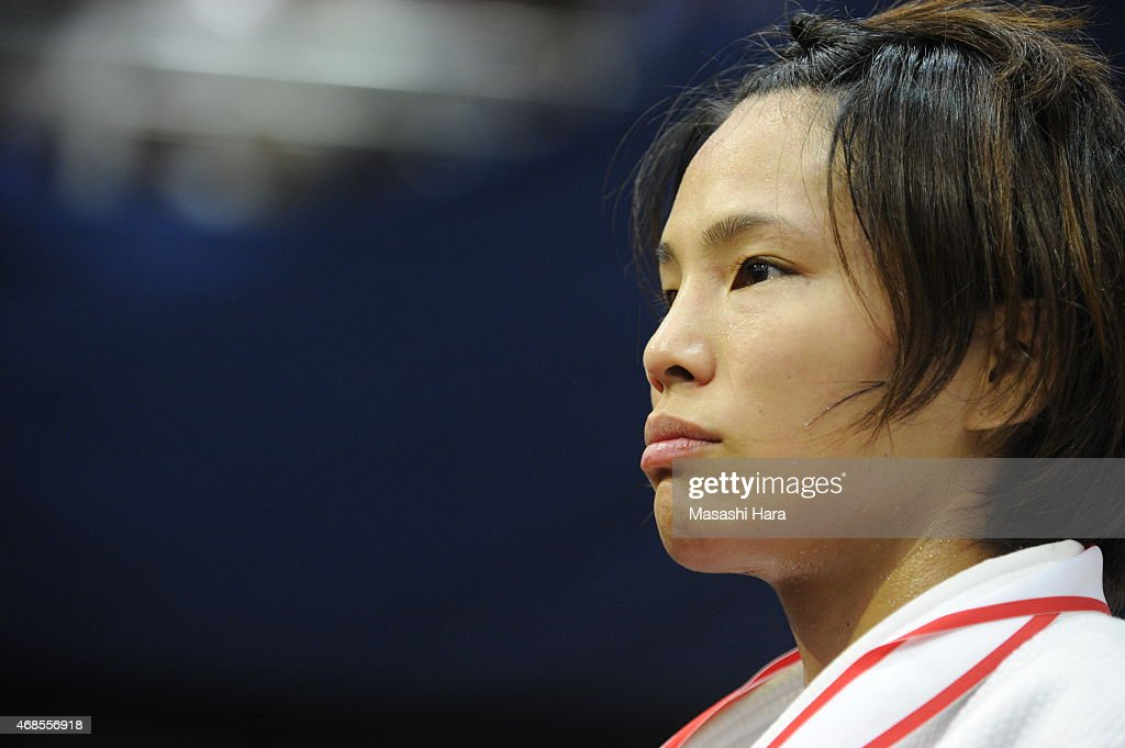 All Japan Judo Championships By Weight Category 2015 - Day 1 : News Photo