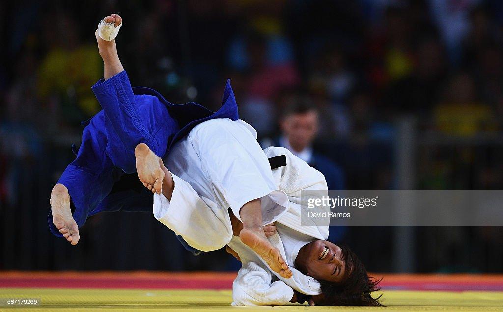 Judo - Olympics: Day 3
